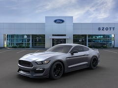 New 2020 Ford Mustang Shelby GT350 Coupe 1FA6P8JZ2L5551707 in Holly, MI
