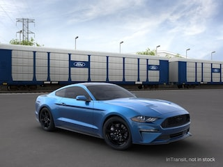 New 2020 Ford Mustang EcoBoost Premium Coupe in Christiansburg, VA
