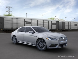 New 2020 Lincoln Continental Standard Sedan Norwood