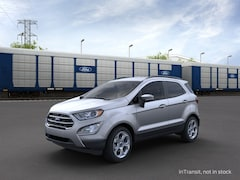 New 2021 Ford EcoSport SE SUV for sale in Clifton, TX