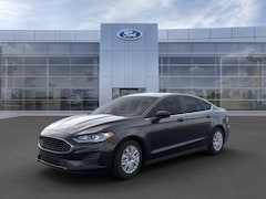 New 2020 Ford Fusion S Sedan 3FA6P0G73LR187558 for sale in Imlay City