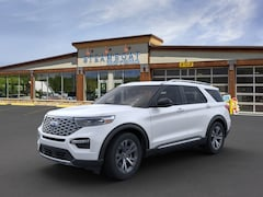 2020 Ford Explorer Platinum SUV in Steamboat Springs, CO
