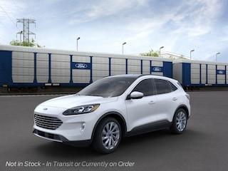 2021 Ford Escape Titanium Hybrid SUV in Danbury, CT