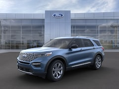 New 2020 Ford Explorer Platinum SUV FAE200961 in Getzville, NY