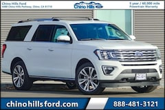 New 2020 Ford Expedition Max Limited SUV for sale in Chino, CA