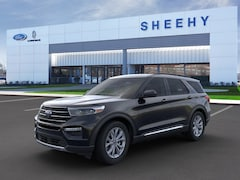New 2020 Ford Explorer XLT SUV for sale near you in Richmond, VA