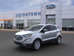 New 2020 Ford EcoSport SE SE  Crossover for Sale in Uniontown, PA