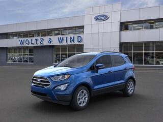 New 2020 Ford EcoSport SE SUV MAJ6S3GL2LC367450 in Heidelberg, PA