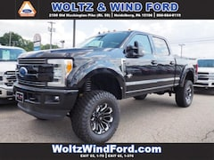 2019 Ford F-250 Black Widow  Lariat Truck Crew Cab 1FT7W2BT7KEE93794