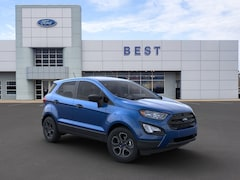 New 2020 Ford EcoSport S SUV Nashua, NH