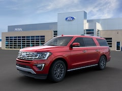 2019 Ford Expedition Max Limited SUV 4WD