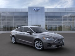 New 2020 Ford Fusion SE Sedan 3FA6P0LU2LR106397 in Rochester, New York, at West Herr Ford of Rochester
