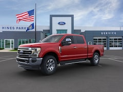 2020 Ford F-250 Super Duty 4WD SRW Truck
