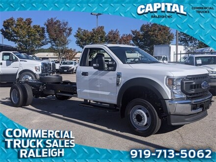2020 Ford F-550SD 16FT BOX/LIFTGATE Truck