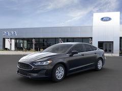 New 2020 Ford Fusion S Sedan 201001 in El Paso, TX