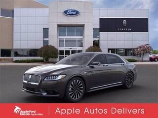 2020 Lincoln Continental Black Label Sedan