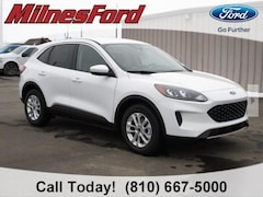 New 2020 Ford Escape SE SUV 1FMCU0G62LUB01125 for sale in Imlay City
