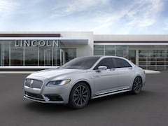 New 2020 Lincoln Continental For Sale Near Piscataway