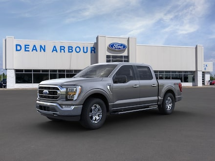 Featured New 2021 Ford F-150 XLT Truck for Sale in West Branch, MI