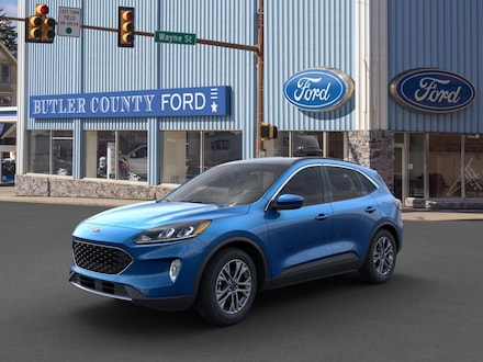 Featured New 2021 Ford Escape SEL SUV for Sale in Butler, PA