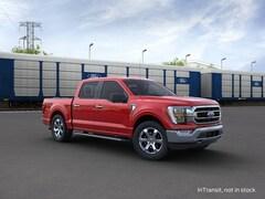 2021 Ford F-150 XLT Truck 1FTFW1E86MFA40776