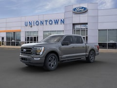 New 2021 Ford F-150 XLT 4x4 XLT  SuperCrew 5.5 ft. SB for Sale in Uniontown, PA