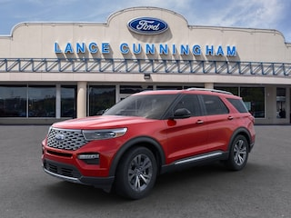 New 2020 Ford Explorer Platinum SUV for Sale in Knoxville, TN