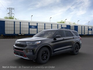 2021 Ford Explorer Timberline SUV 1FMSK8JH9MGC29288