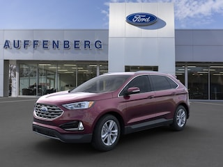 New 2020 Ford Edge SEL SUV in Belleville, IL