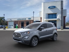 New 2020 Ford EcoSport Titanium SUV for sale in Lebanon, NH