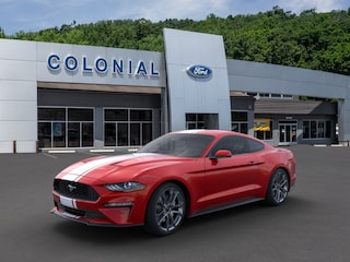 New 2020 Ford Mustang Ecoboost Premium Coupe in Danbury, CT