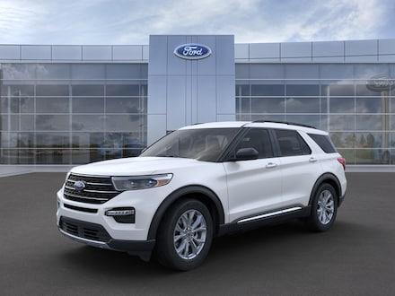 2020 Ford Explorer XLT 4WD XLT 4WD