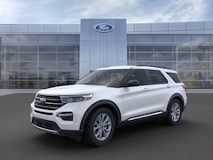 New 2020 Ford Explorer XLT SUV For Sale in Gaffney, SC