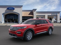 New Ford Vehicles 2020 Ford Explorer Limited SUV in El Paso, TX