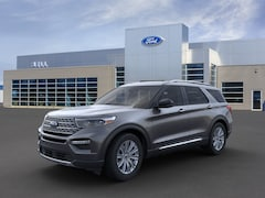 2020 Ford Explorer Limited SUV RWD