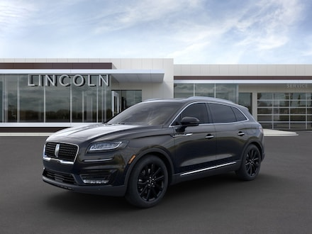 New 2020 Lincoln Nautilus Reserve SUV for sale in Watchung