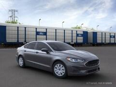 New 2020 Ford Fusion S Sedan in Brooklyn, NY