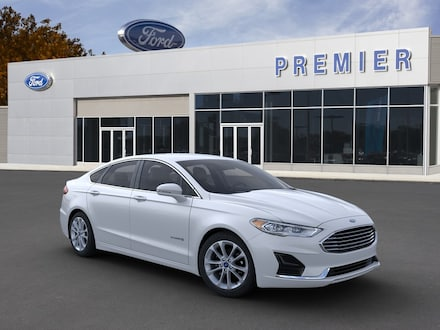 Featured New 2019 Ford Fusion Hybrid SEL Sedan for Sale in Brooklyn, NY
