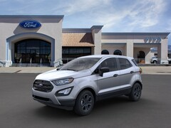 New Ford Vehicles 2020 Ford EcoSport S Crossover in El Paso, TX