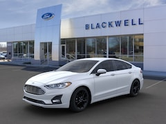 New 2020 Ford Fusion SE Sedan for sale in Plymouth, MI
