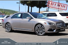 2019 Lincoln Continental Select Sedan in Livermore, CA