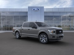 New 2020 Ford F-150 STX Truck 1FTEW1EPXLFB18574 in Rochester, New York, at West Herr Ford of Rochester