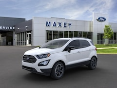 2020 Ford EcoSport SES Crossover for sale in Howell at Bob Maxey Ford of Howell Inc.