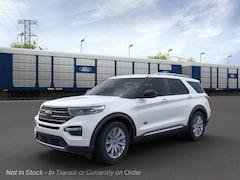 2021 Ford Explorer King Ranch SUV