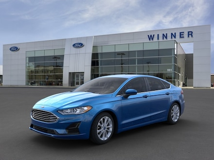 Featured new 2020 Ford Fusion Hybrid SE Sedan for sale in Dover, DE