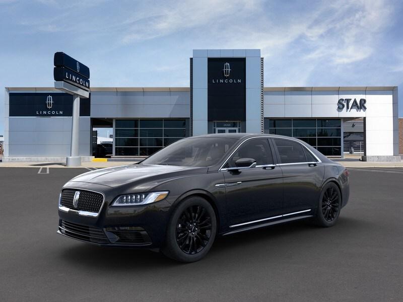2020 Lincoln Continental Car