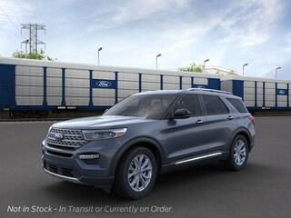2021 Ford Explorer Limited SUV 1FMSK7FH7MGC16722