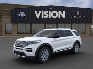 2020 Ford Explorer Limited 4x4 SUV
