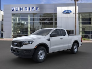 2019 Ford Ranger XL 2WD Supercab 6 Box truck