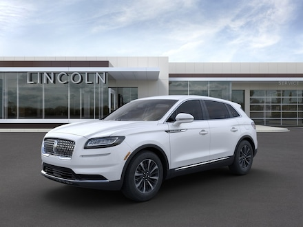 New 2021 Lincoln Nautilus Standard SUV for sale in Watchung